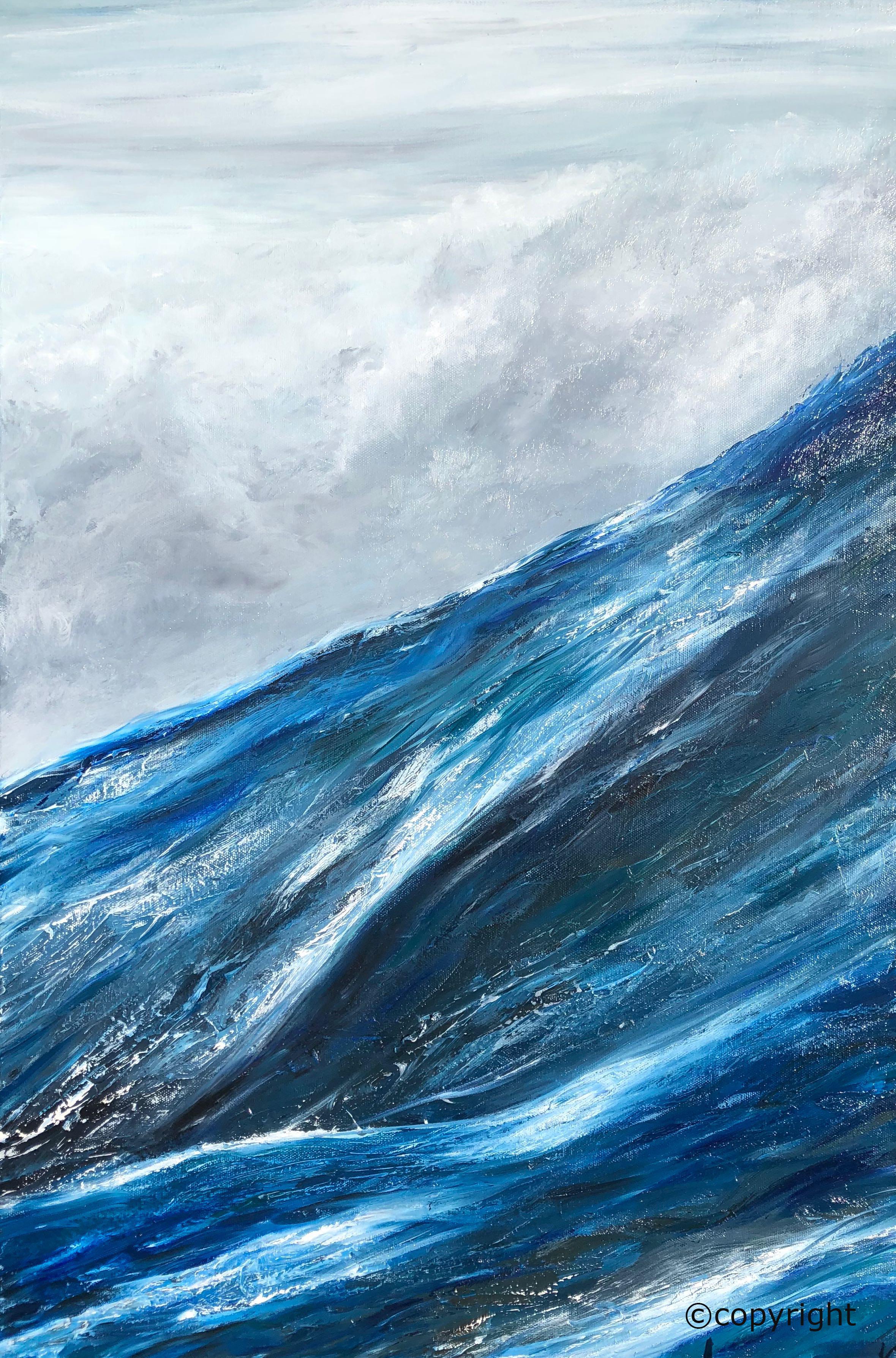 Stormy seas stage 2