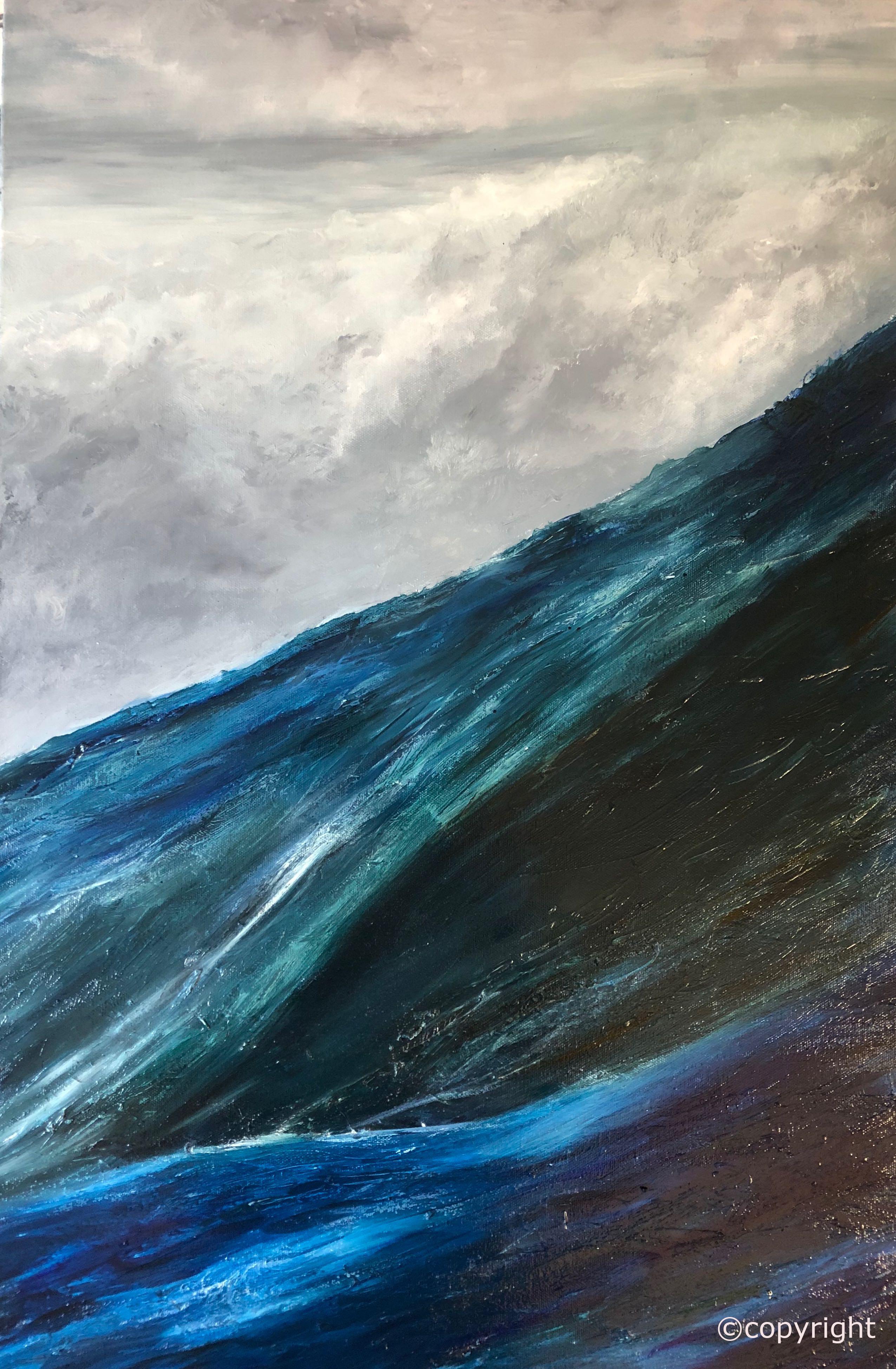 Stormy seas stage 3