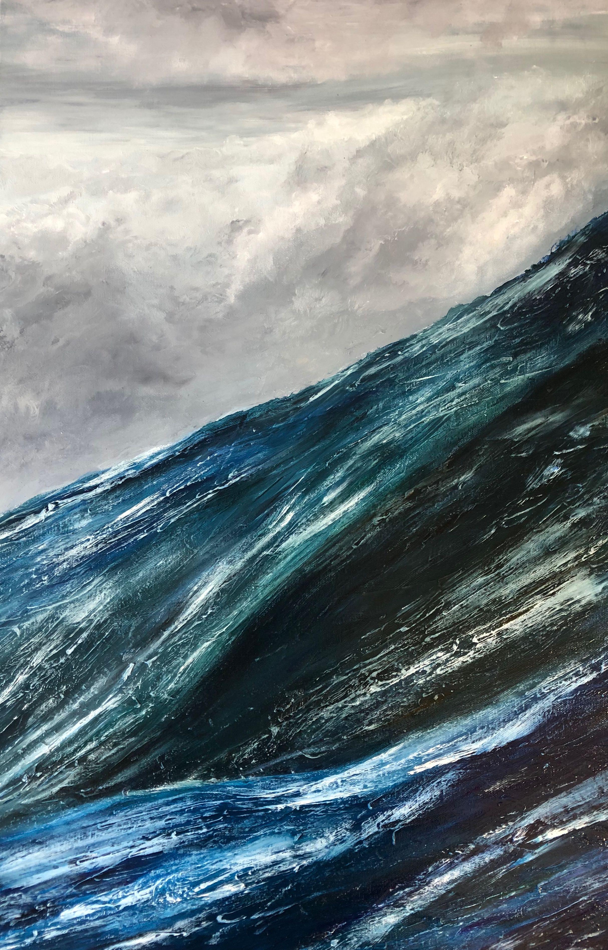 Stormy seas stage 4
