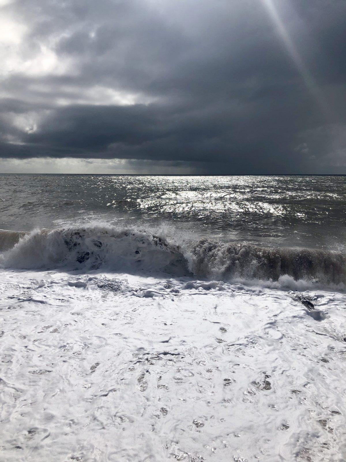 Teignmouth Seafront April 2019